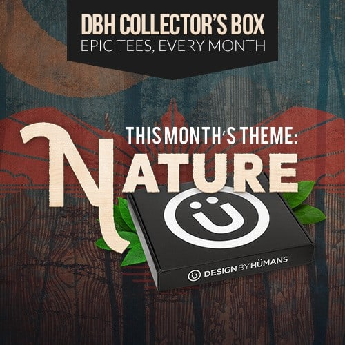 DBH Collector's Box March 2016 Theme - Nature