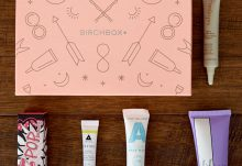 February 2016 Birchbox Review - Box Contents