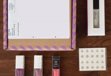 February 2016 Julep Maven Review - Box Contents