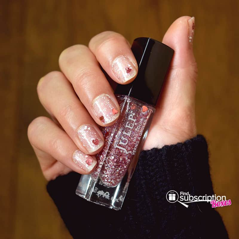February 2016 Julep Maven Review - Hartleigh Nail Polish