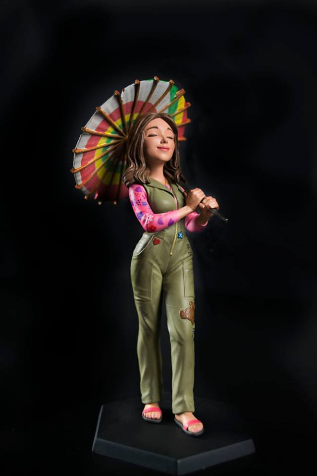 Firefly Cargo Crate March 2016 Box Spoiler - Little Damn Heroes Kaylee