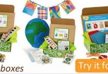 Green Kid Crafts Free Trial Discovery Kits
