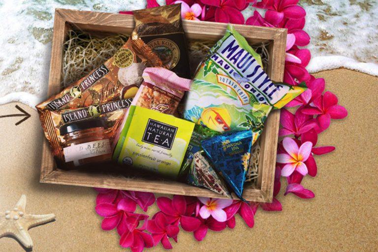 Hawaii Snack Box