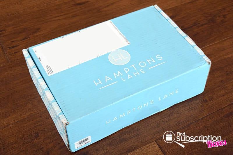 January 2016 Hamptons Lane Review - Power Bowl - Box