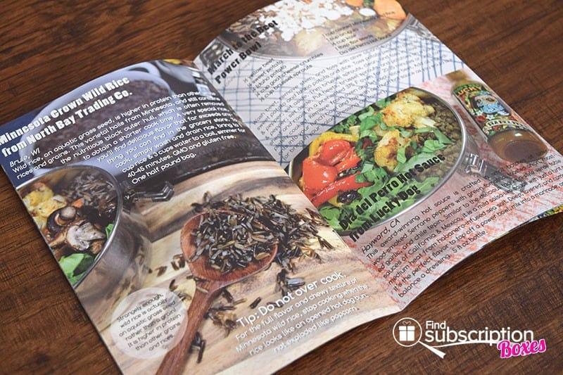 January 2016 Hamptons Lane Review - Power Bowl - Brochure