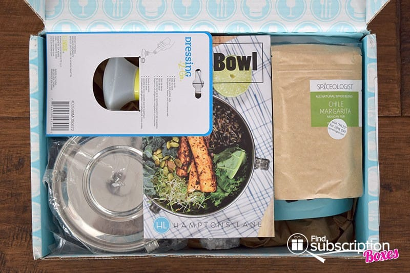 January 2016 Hamptons Lane Review - Power Bowl - First Look