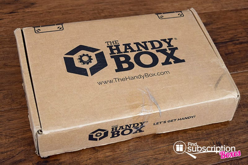 January 2016 The Handy Box Review - Box