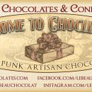 LeBeau Chocolates & Confections Choclix Box