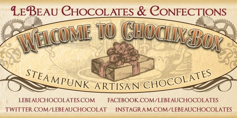 LeBeau Chocolates & Confections Choclix Box