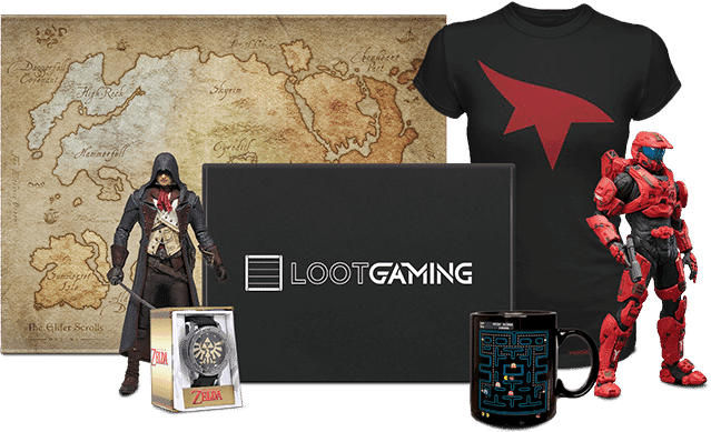 Loot Gaming Find Subscription Boxes