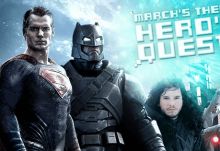 Nerd Block March 2016 Box Theme - Hero's Quest