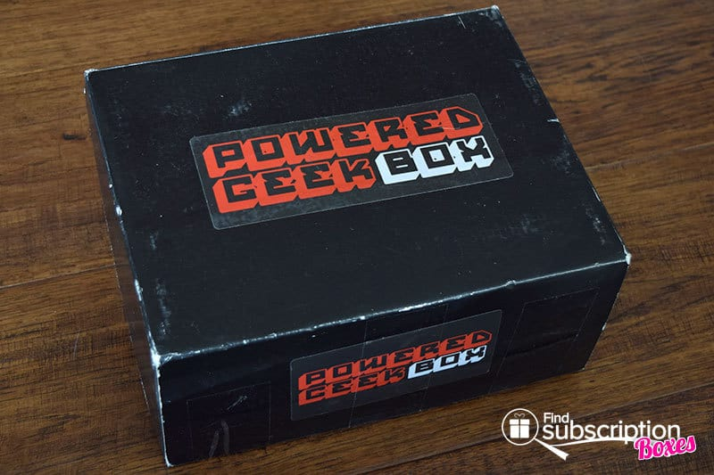 Powered Geek Box Review - January 2016