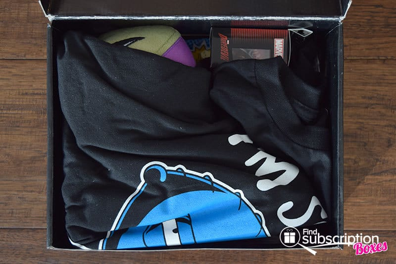 Powered Geek Box Review - January 2016 - First Look