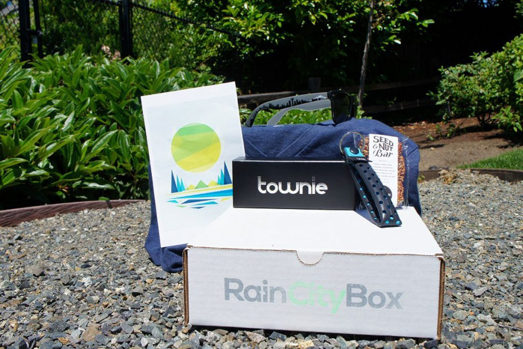 Rain City Box Find Subscription Boxes