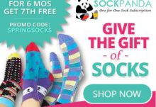 SockPanda Coupon - Free Month