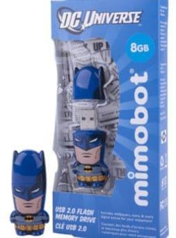 Supply Pod Bruce V Clark Box Spoiler - Batman Mimobot