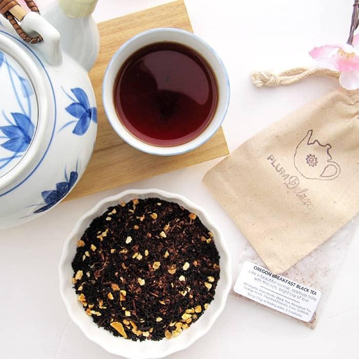 Plum Deluxe Organic Tea Club