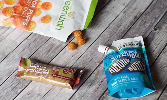 Vegan Cuts February 2016 Snack Box Spoilers