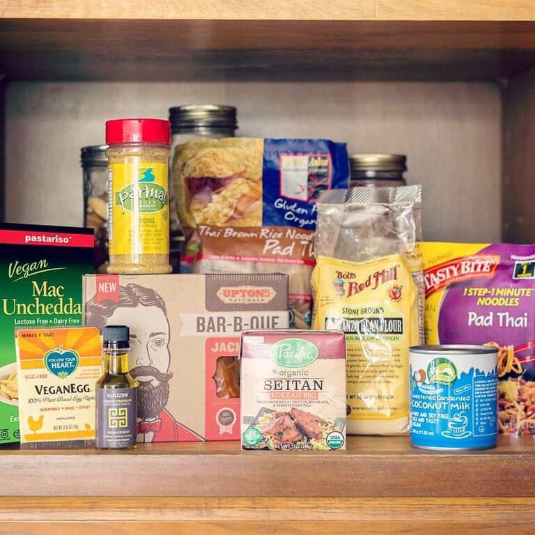 Vegan Cuts Pantry Box