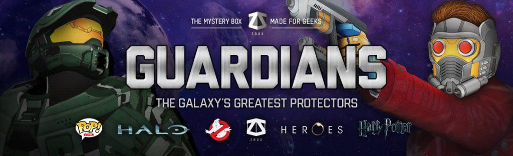 ZBOX March 2016 Theme Reveal - Guardians