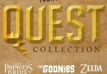 April 2016 Loot Crate Level Up Theme - QUEST