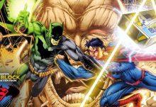 Comic Block March 2016 Box Spoiler- Batman v Superman