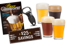 Craft Beer Club Bonus Gifts