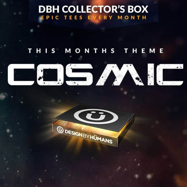 DBH Collector's Box April 2016 Theme Reveal - Cosmic