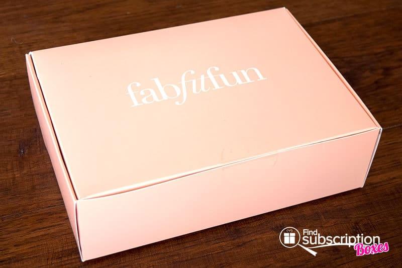 FabFitFun VIP Welcome Box Review - Box