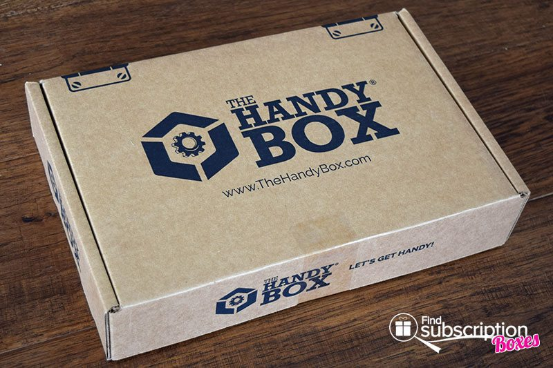 February 2016 The Handy Box Review - Box