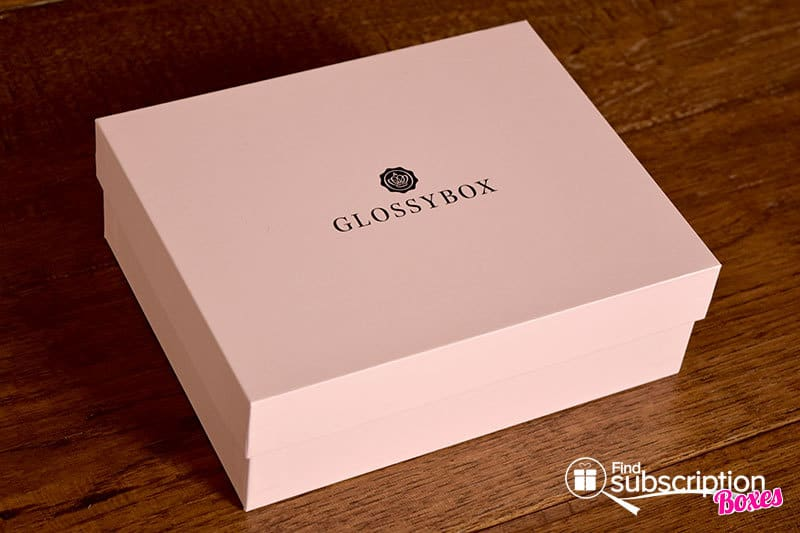 GLOSSYBOX Review - March 2016 - Box