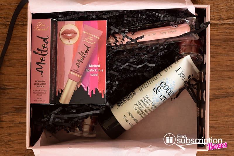 GLOSSYBOX Review - March 2016 - First Look