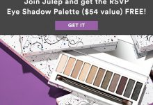 Julep Maven Coupon - Free Eye Shadow Gift
