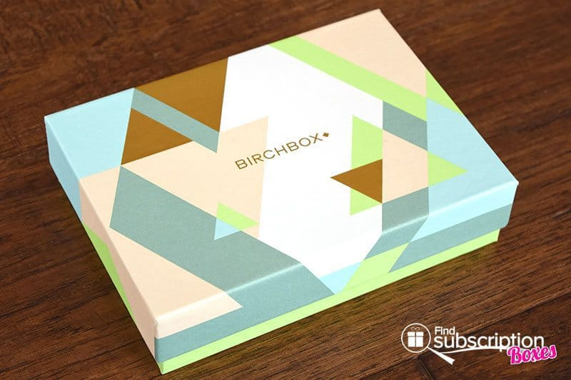 March 2016 Birchbox Review - Box