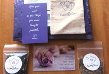 Plum Deluxe Organic Tea of the Month Club Review - Box Contents