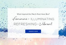 POPSUGAR March 2016 Must Have Box Inspiration