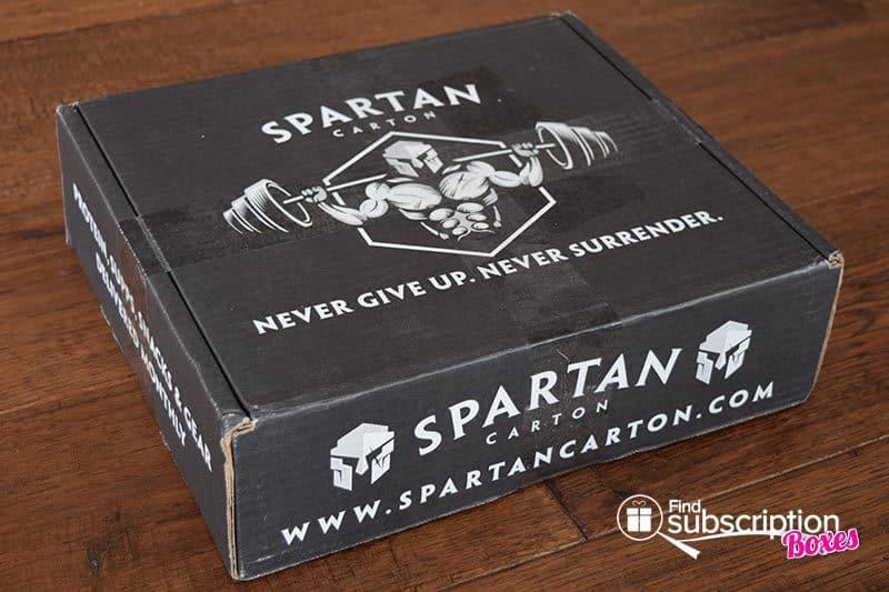 February 2016 Spartan Carton Review - Box