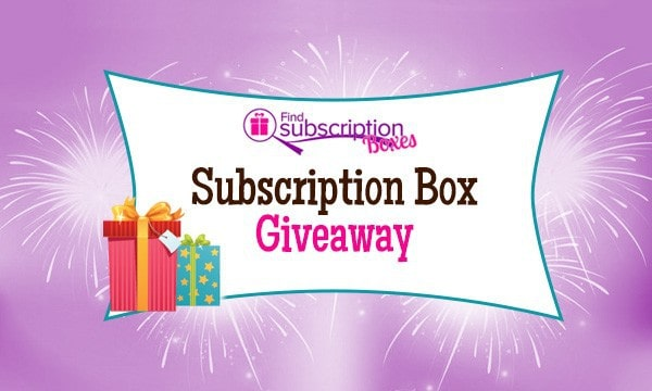 Subscription Box Giveaway