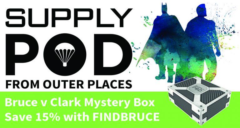 Supply Pod Coupon - Bruce v Clark Supply Pod 15% Off