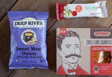 Vegan Cuts March 2016 Snack Box Spoilers