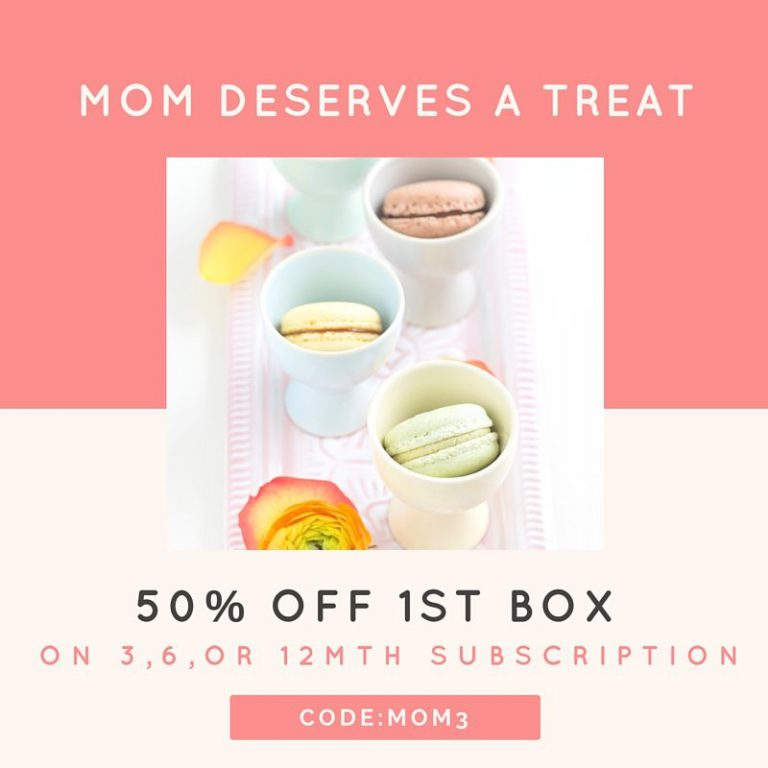 50% Off 1st Your Bijoux Box