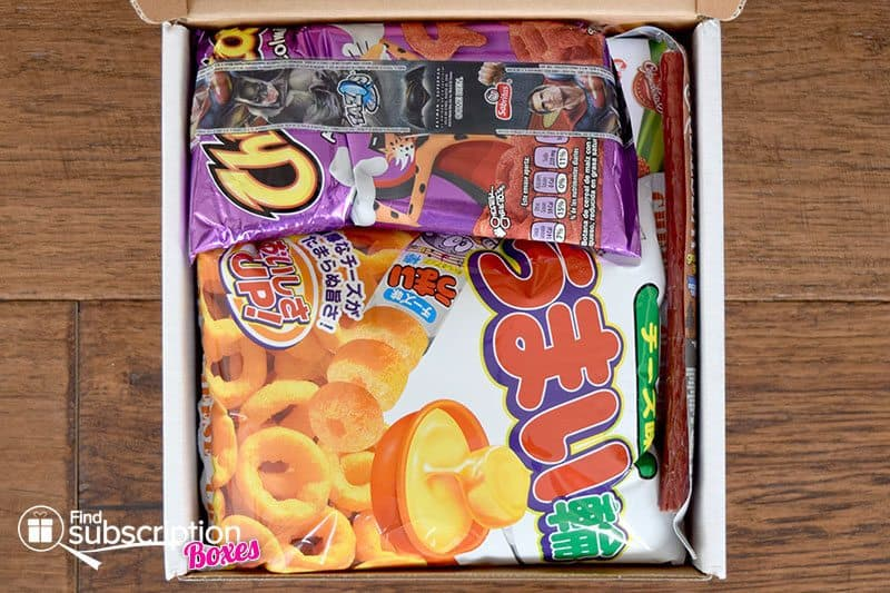 April 2016 MunchPak Review - First Look