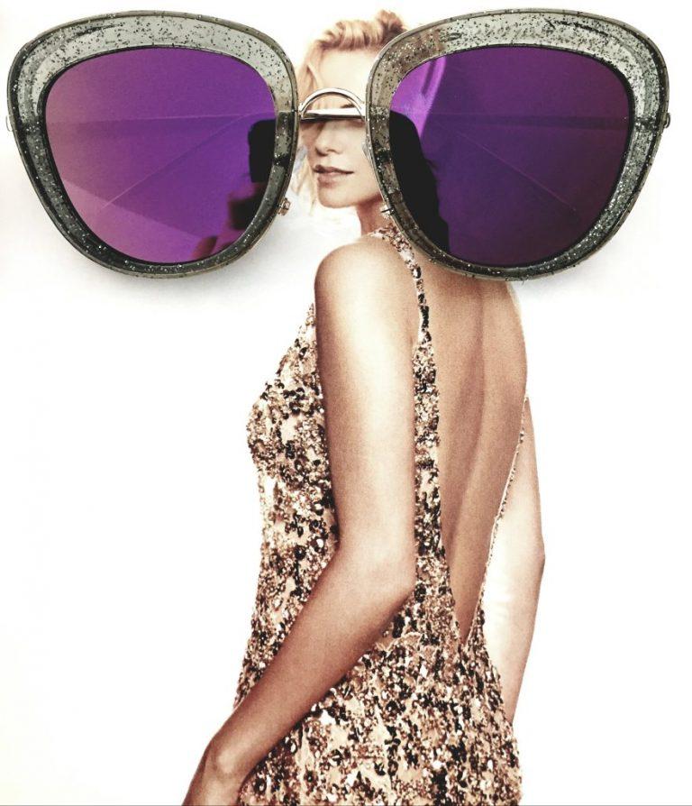 April 2016 Sun of a Chic Box Spoiler - MIU MIU Inspired Sunglasses