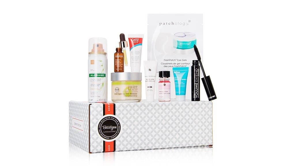 BeautyFIX April 2016 Complete Box Spoilers