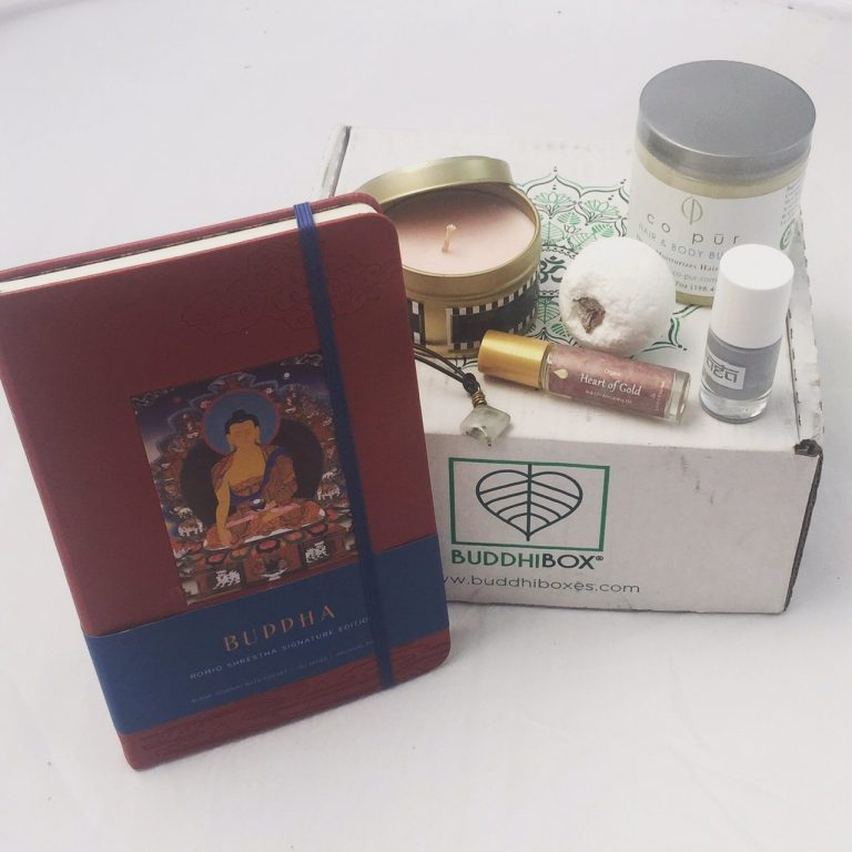 BuddhiBox Zen Mom Box