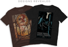 May 2016 DBH Collector's Box Theme - Dark Nouveau
