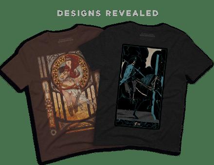 May 2016 DBH Collector's Box Theme - Dark Nouveau