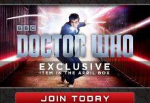 Geek Fuel April 2016 Box Spoiler - Doctor Who Exclusive