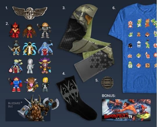 Loot Gaming March 2016 Reveal