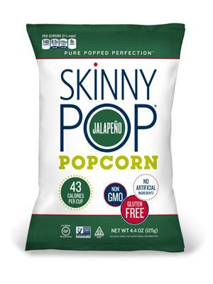 Love WIth Food May 2016 Box Spoilers - Skinny Pop Popcorn